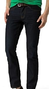 TOMMY HILFIGER BLACK STRAIGHT JEANS  ~ NEW 32 30